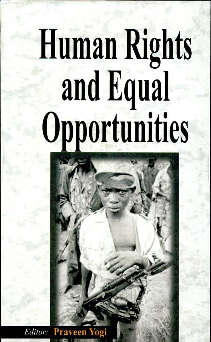 Human Rights and Equal Opportunities