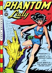 The Phantom Lady, Number 13, Knights of the Crooked Cross