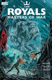 The Royals: Masters of War (2014- ) #4