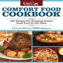 Comfort Food Cookbook PDF