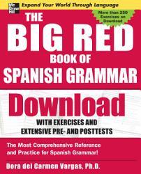 The Big Red Book of Spanish Grammar PDF