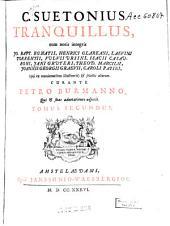C. Suetonius Tranquillus: Volume 2
