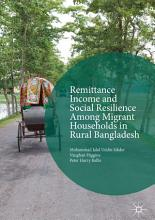 Remittance Income and Social Resilience among Migrant Households in Rural Bangladesh PDF