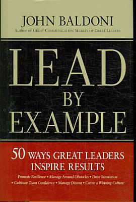 Lead by Example PDF