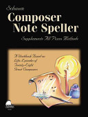 Composer Note Speller