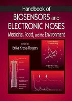 Handbook of Biosensors and Electronic Noses PDF