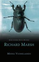 Richard Marsh PDF