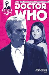 Doctor Who: The Twelfth Doctor #8: The Fractures Part 3
