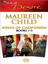 Kings of California books 1-3: Bargaining for King's Baby\Marrying for King's Millions\Falling for King's Fortune