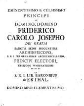 Monumenta anecdota historiam Germaniae illustrantia; ex sua bibliotheca aliisque...