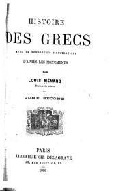 Histoire des Grecs ...