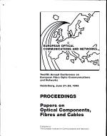 Papers on Optical Components, Fibres and Cables
