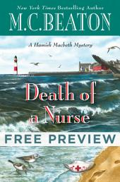 Death of a Nurse - EXTENDED FREE PREVIEW (first 3 chapters)