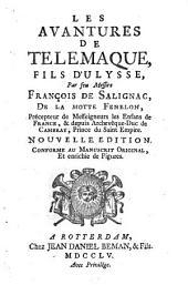 Les avantures de Telemaque, fils d'Ulysse: Volume2