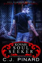 Kovah: Soul Seeker: A Rebel Riders Novel