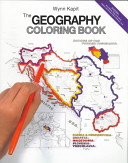 The Geography Coloring Book Book