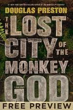 The Lost City of the Monkey God--EXTENDED FREE PREVIEW (first 6 chapters)