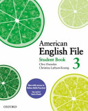 American English File  Level 3  Student Book Pack PDF