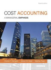 Cost Accounting: Edition 15