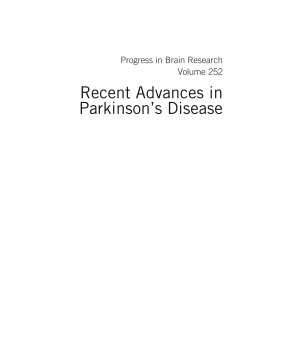 Recent Advances in Parkinson's Disease