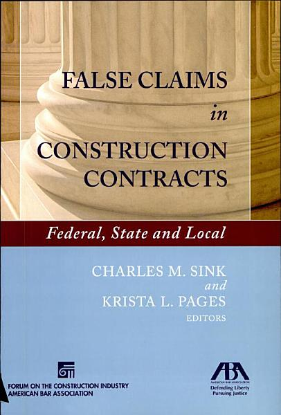 False Claims in Construction Contracts