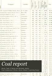 Coal Report: Volume 28