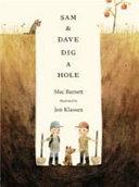 Sam And Dave Dig A Hole Book PDF