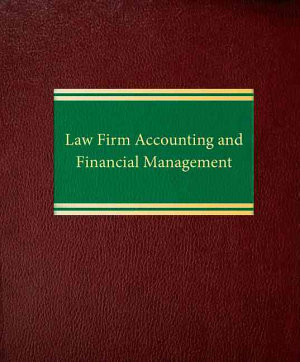 Law Firm Accounting and Financial Management PDF