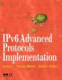 IPv6 Advanced Protocols Implementation