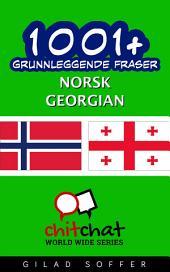 1001+ grunnleggende fraser norsk - georgian