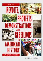 Revolts, Protests, Demonstrations, and Rebellions in American History