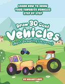 Draw 30 Cool Vehicles  Best Drawing Lessons