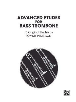 Etudes for Bass Trombone PDF
