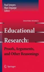Educational Research Proofs Arguments And Other Reasonings Book PDF