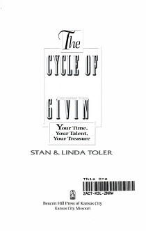 The Cycle of Victorious Giving PDF