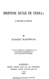 British Rule in India: A Historical Sketch
