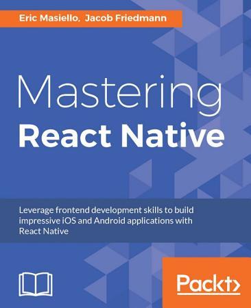 Mastering React Native PDF