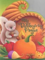 My Thanksgiving Prayer PDF