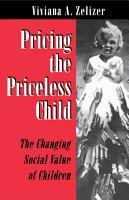 Pricing the Priceless Child PDF