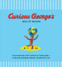 Curious George s Box of Books