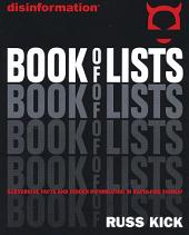 Disinformation Book of Lists