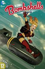 DC Comics: Bombshells (2015-) #12