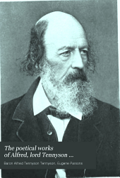 The poetical works of Alfred, lord Tennyson ...