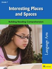 Interesting Places and Spaces: Building Reading Comprehension