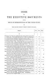 House Documents: Volume 144; Volume 146