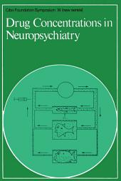 Drug Concentrations in Neuropsychiatry