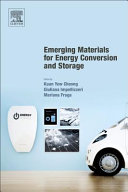 Emerging Materials for Energy Conversion and Storage PDF