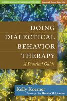 Doing Dialectical Behavior Therapy PDF