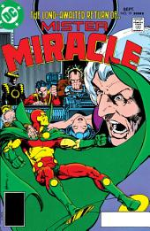 Mister Miracle (1971-) #19