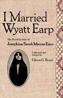 I Married Wyatt Earp PDF